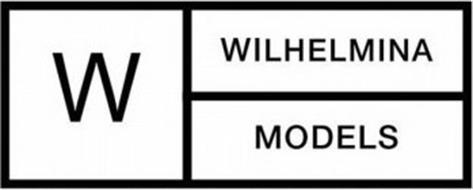W WILHELMINA MODELS