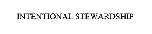 INTENTIONAL STEWARDSHIP