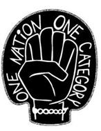 ONE NATION ONE CATEGORY