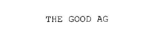 THE GOOD AG