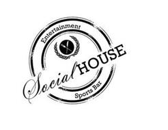 SOCIAL HOUSE ENTERTAINMENT SPORTS BAR