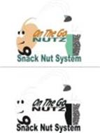 ON THE GO NUTZ SNACK NUTS SYSTEM