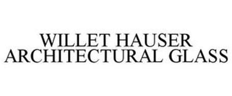 WILLET HAUSER ARCHITECTURAL GLASS