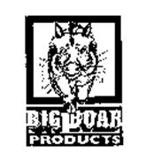 BIG BOAR PRODUCTS