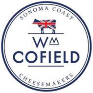 SONOMA COAST WM COFIELD CHEESEMAKERS