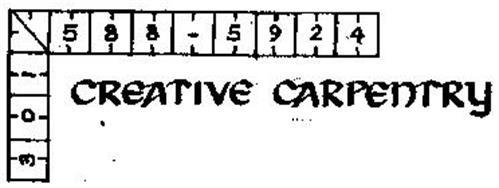 CREATIVE CARPENTRY 301 588-5924