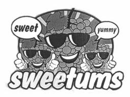 SWEETUMS, SWEET AND YUMMY