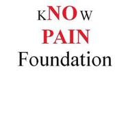 KNOW PAIN FOUNDATION