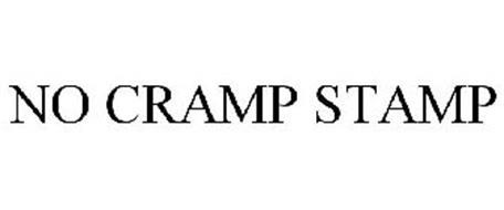 NO CRAMP STAMP