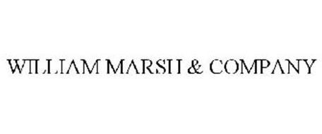 WILLIAM MARSH & COMPANY
