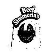 BEEF SIMMERIN'S