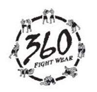 360 FIGHT WEAR