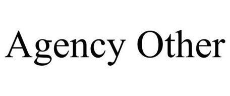 AGENCY OTHER