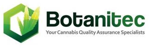 BOTANITEC YOUR CANNABIS QUALITY ASSURANCE SPECIALISTS