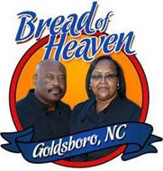 BREAD OF HEAVEN GOLDSBORO, NC