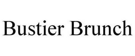 BUSTIER BRUNCH