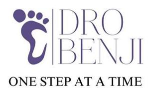 DRO BENJI ONE STEP AT A TIME