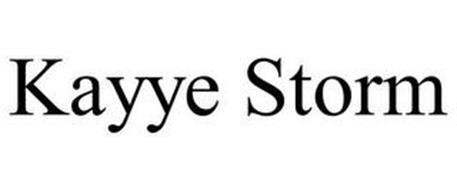 KAYYE STORM