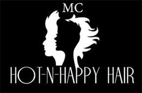 MC HOT-N-HAPPY HAIR