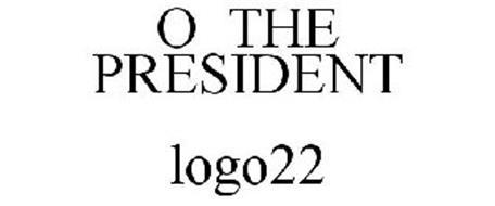 O THE PRESIDENT LOGO22