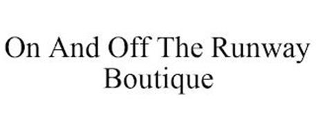 ON AND OFF THE RUNWAY BOUTIQUE