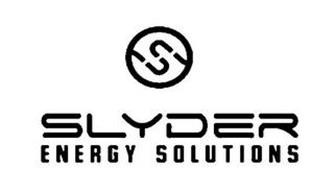 S SLYDER ENERGY SOLUTIONS