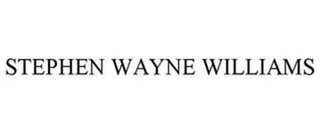 STEPHEN WAYNE WILLIAMS