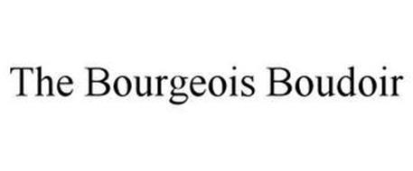 THE BOURGEOIS BOUDOIR