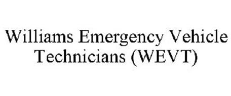 WILLIAMS EMERGENCY VEHICLE TECHNICIANS (WEVT)