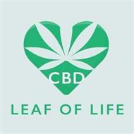 CBD LEAF OF LIFE