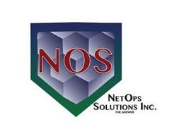 NOS NETOPS SOLUTIONS INC. THE ANSWER