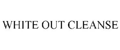 WHITE OUT CLEANSE