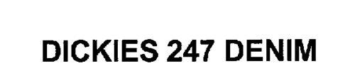 DICKIES 247 DENIM