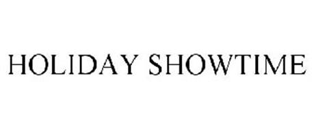 HOLIDAY SHOWTIME
