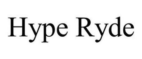HYPE RYDE