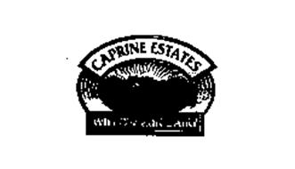 CAPRINE ESTATES WILLOW RUN DAIRY