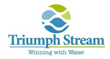 TRIUMPH STREAM WINNING WITH WATER