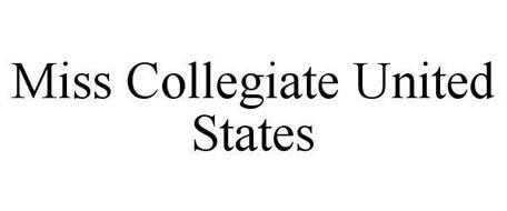 MISS COLLEGIATE UNITED STATES