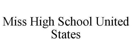 MISS HIGH SCHOOL UNITED STATES