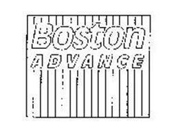 BOSTON ADVANCE