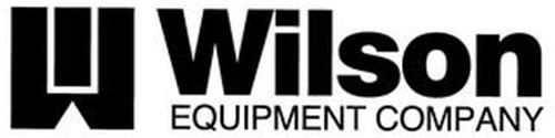 W WILSON EQUIPMENT COMPANY