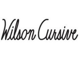 WILSON CURSIVE