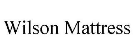 WILSON MATTRESS