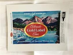 COLORADO GOLD LABEL BEER