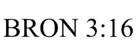 BRON 3:16
