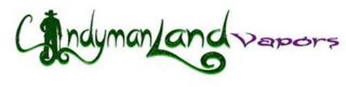 CANDYMANLAND VAPORS