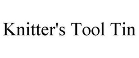 KNITTER'S TOOL TIN