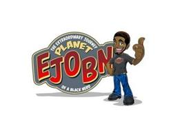 PLANET EJOBN THE EXTRAORARY JOURNEY OF A BLACK NERD