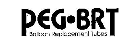 PEG-BRT BALLOON REPLACEMENT TUBES