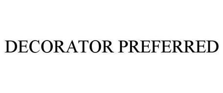 DECORATOR PREFERRED